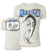 Hotspot design - T-shirt Rebels Marlin